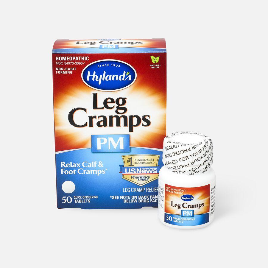 Hyland's Leg Cramps PM, 50 ct, , large image number 1