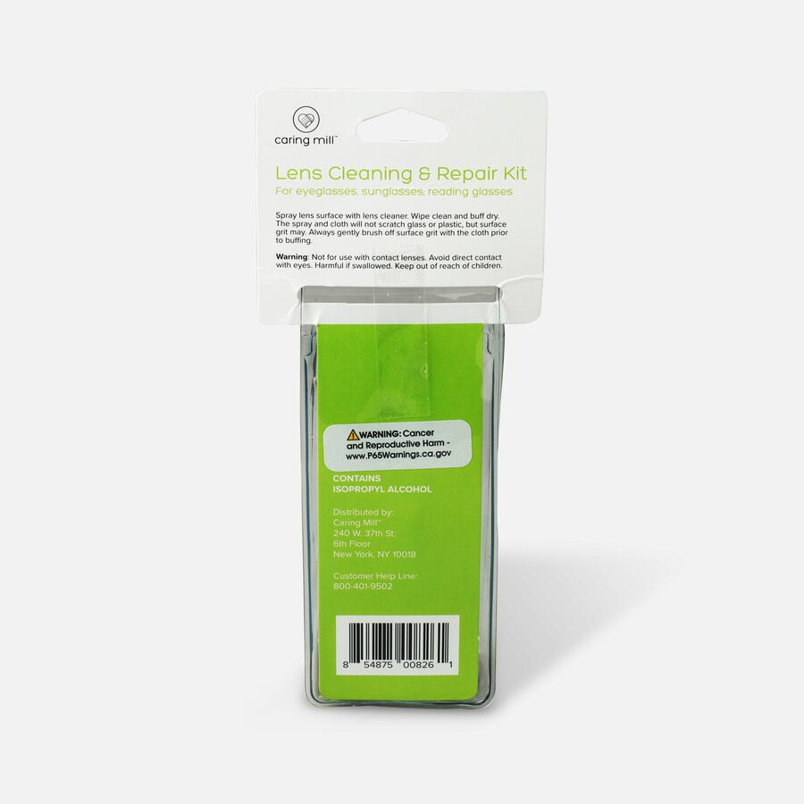 Caring Mill™ Lens Cleaning & Repair Kit, , large image number 1