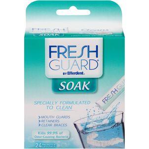 Fresh Guard Soak Crystals, 24 ct