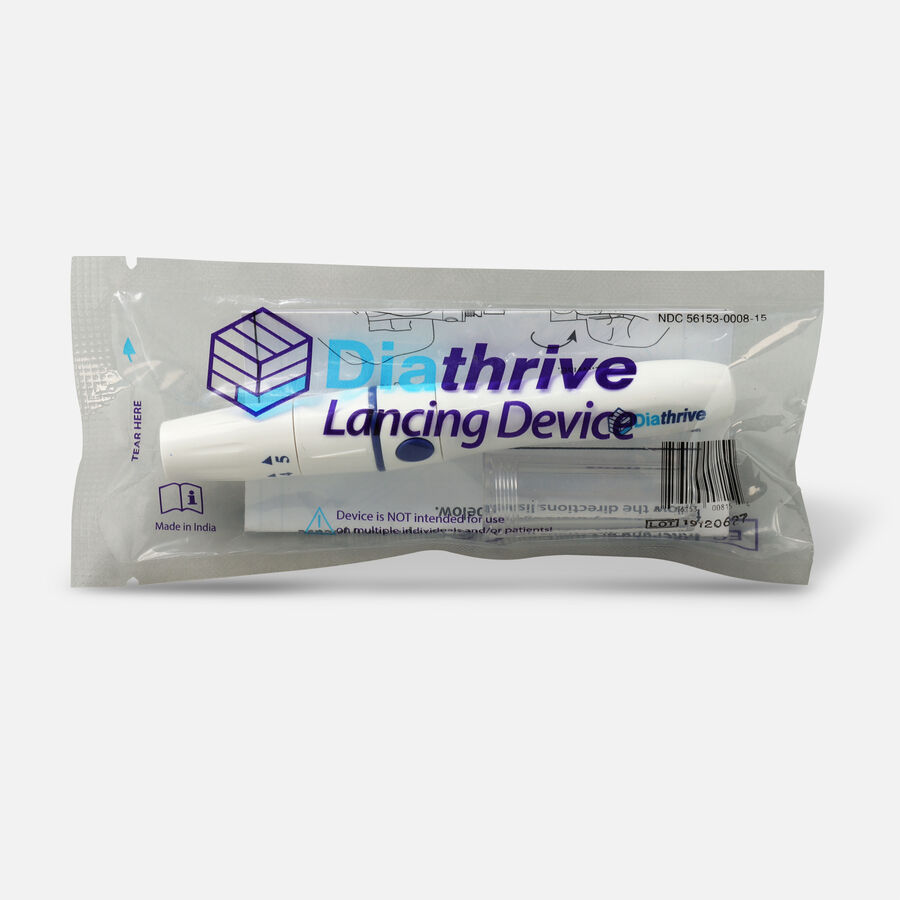 Diathrive Lancing Device, , large image number 1