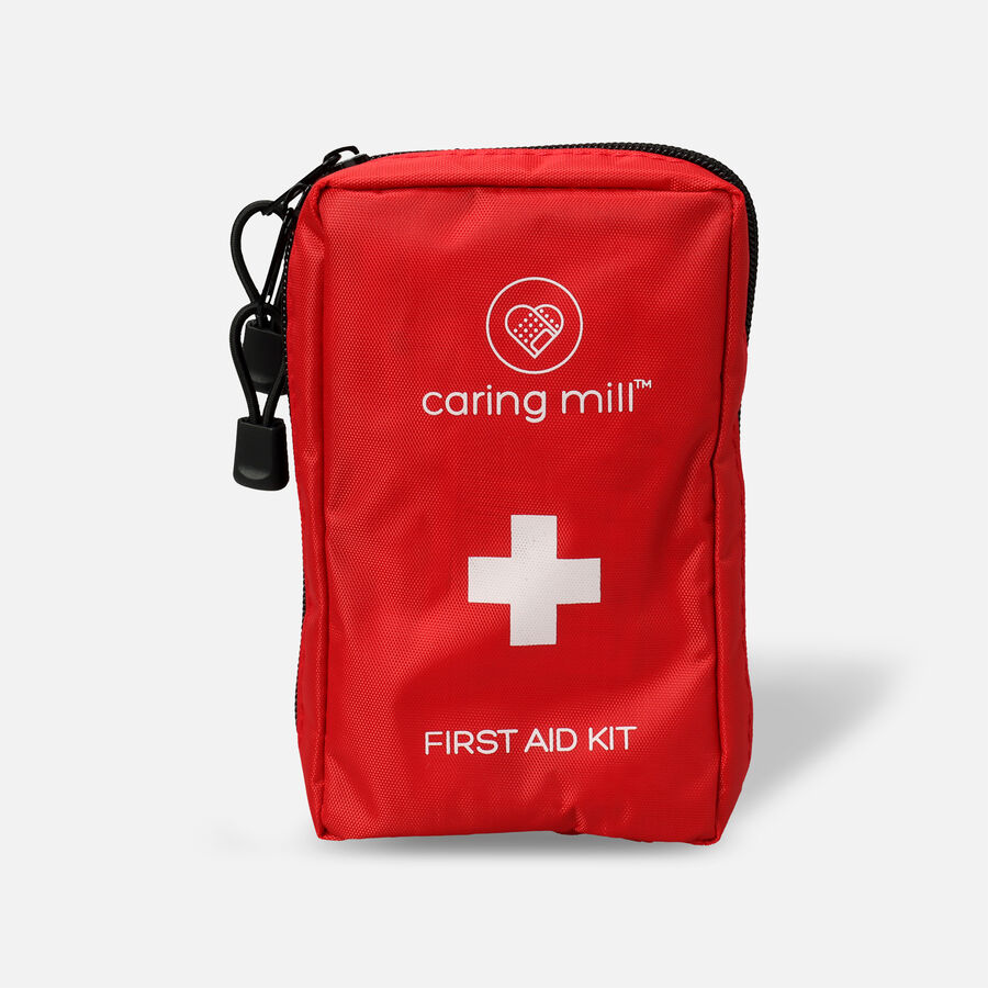 Caring Mill® Travel First Aid Kit 35pc, , large image number 0
