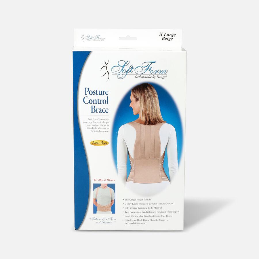"Fla Orthopedics SoftForm Posture Control Brace XL 38/44"", , large image number 0"