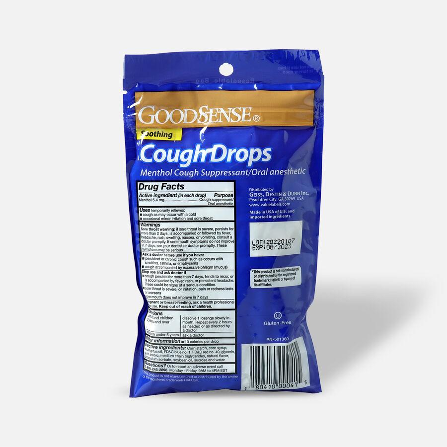 GoodSense® Cough Drops, Menthol Flavor, 30 ct, , large image number 1