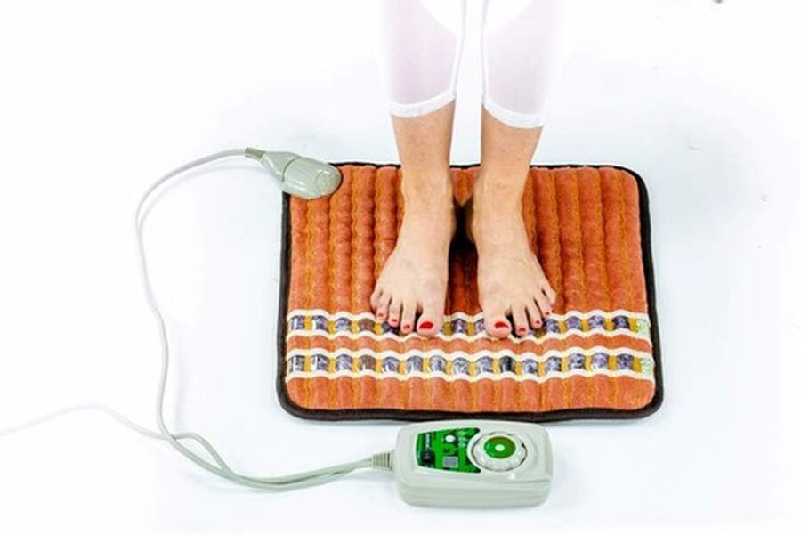 HealthyLine Heating Pad, 18x18 Soft, InfraMat Pro, , large image number 5