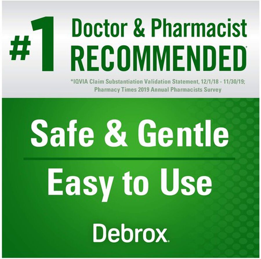 Debrox Earwax Removal Aid, 0.5 oz, , large image number 2