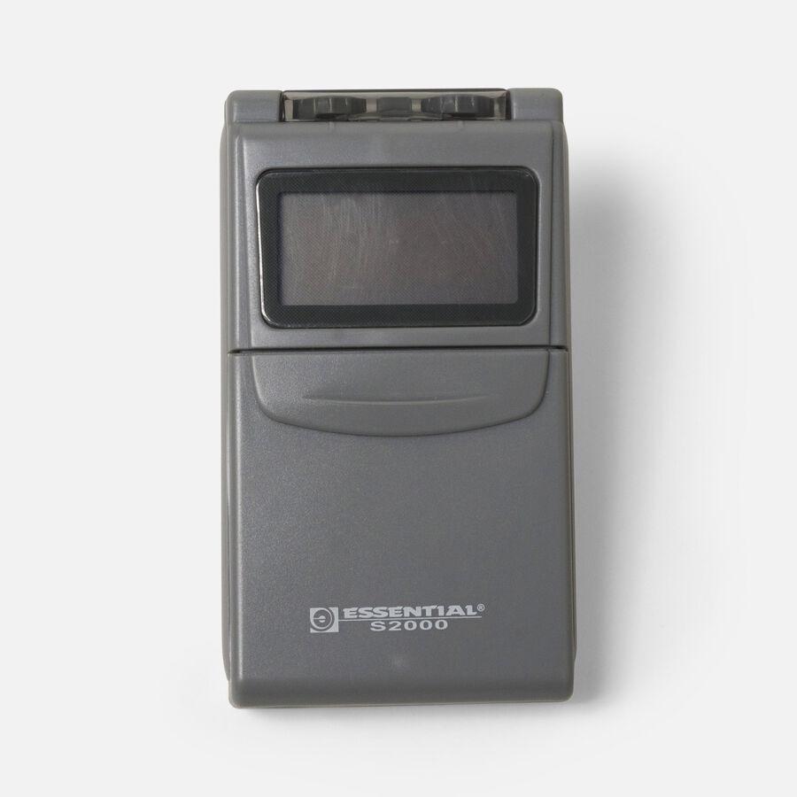 Essential Medical Supply Digital Tens Unit S2000, , large image number 2