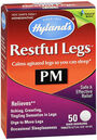 Hyland's Restful Legs PM, 50 ct, , large image number 2