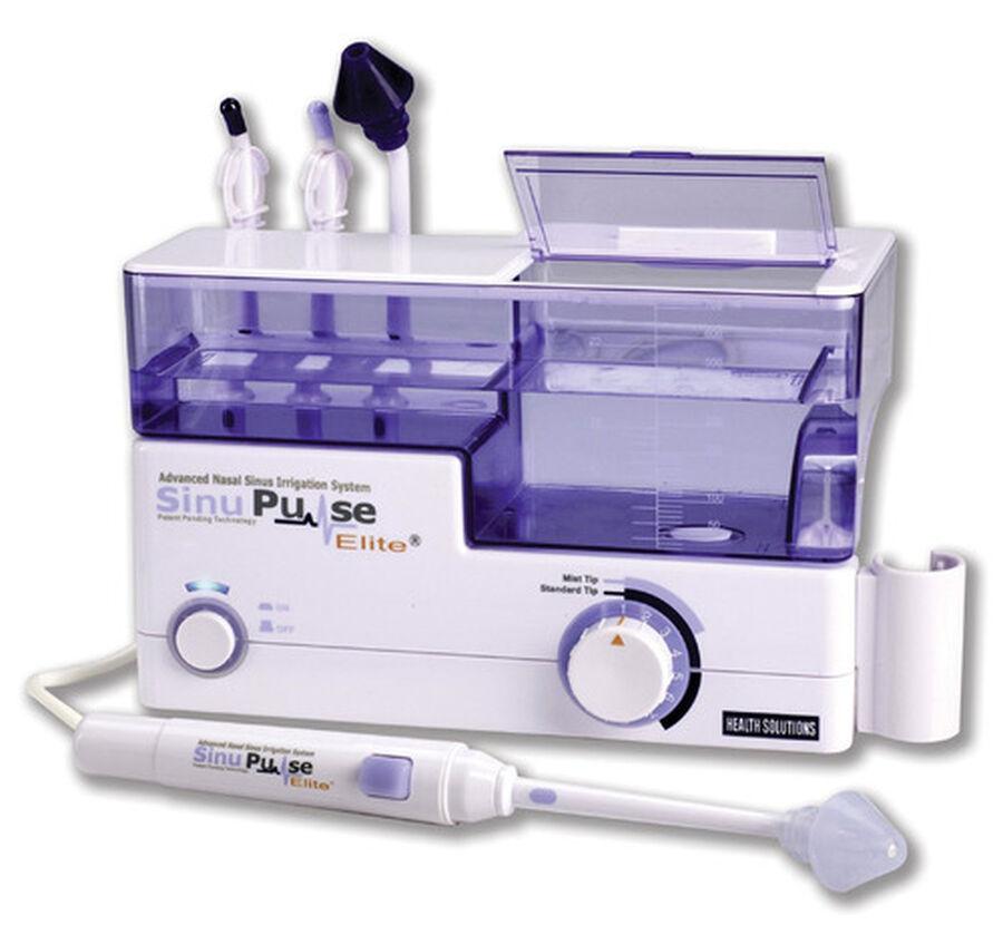 SinuPulse Elite, Advanced Nasal Sinus Irrigation System, Model SP100, , large image number 8