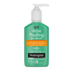 Neutrogena Acne Proofing Gel Cleanser, 6oz