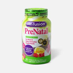 Vitafusion PreNatal Gummy Vitamins, Berry, Lemon and Cherry, 90 ea