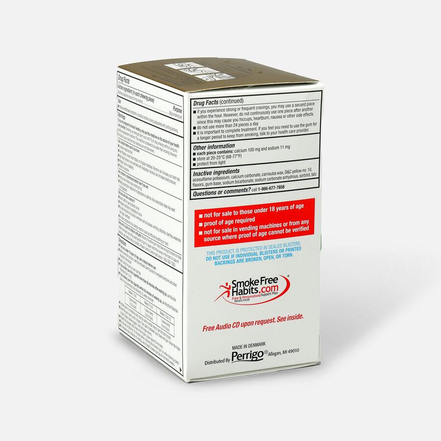 GoodSense® Nicotine Polacrilex Gum, Uncoated Mint Flavor, USP 4 mg (nicotine), 110 ct, , large image number 3