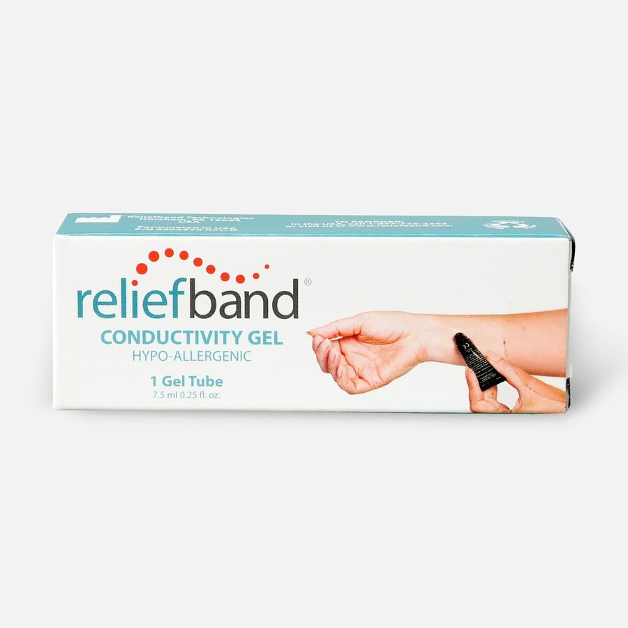 Reliefband Conductivity Gel 0.25 fl oz, , large image number 0