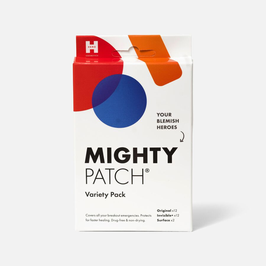 Mighty Patch Variety Pack - 26ct, , large image number 0