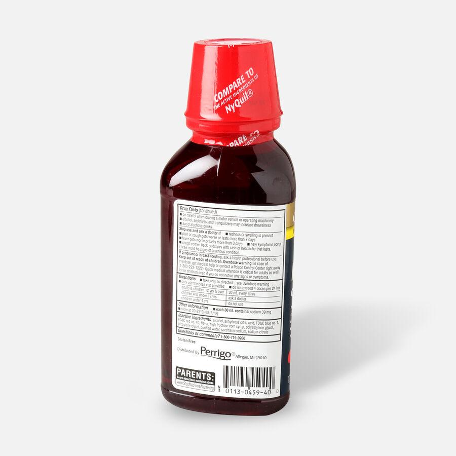 GoodSense® Night Time Cold & Flu Multi Symptom Cherry, 12 fl oz, , large image number 2