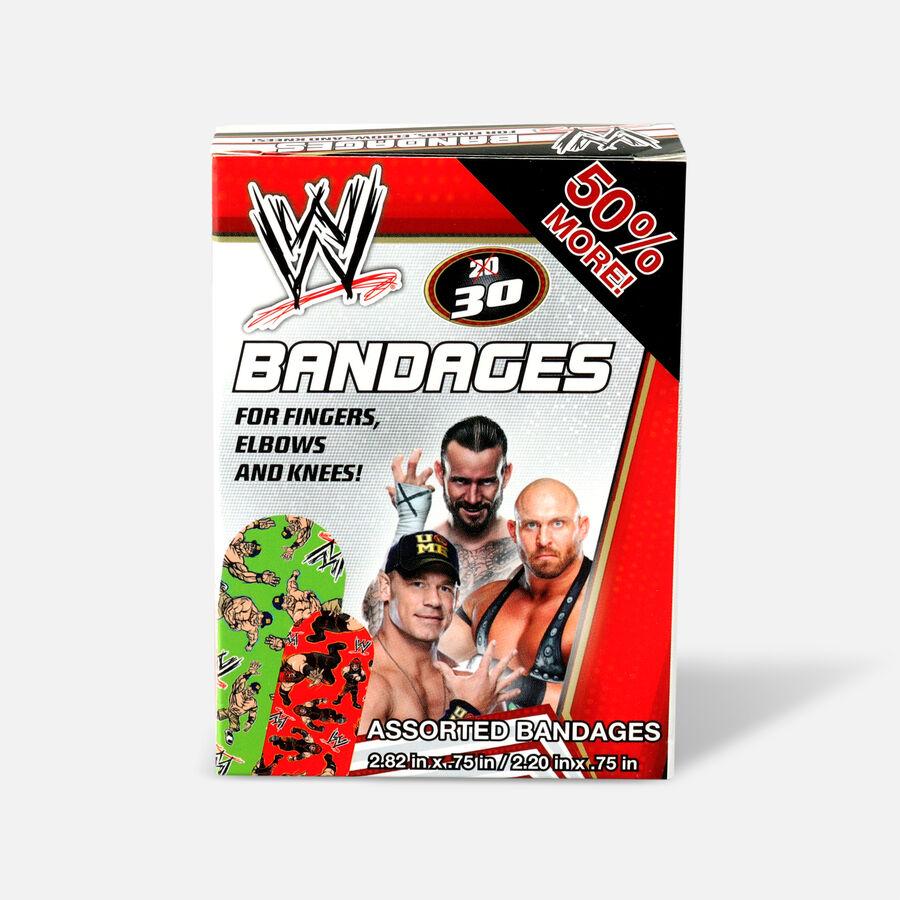 WWE Adhesive Bandages, , large image number 1