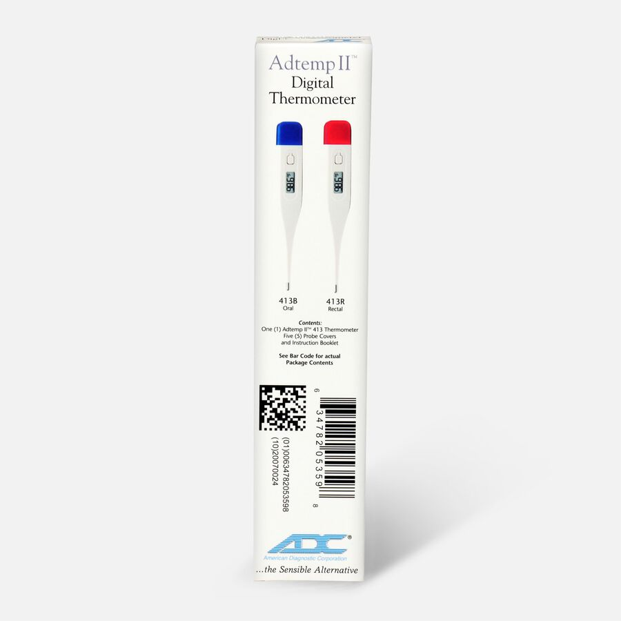 Adtemp 30-40 Second Digital Thermometer, , large image number 2