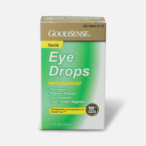 Goodsense®  Eye Drops Artificial Tears 0.5 Oz