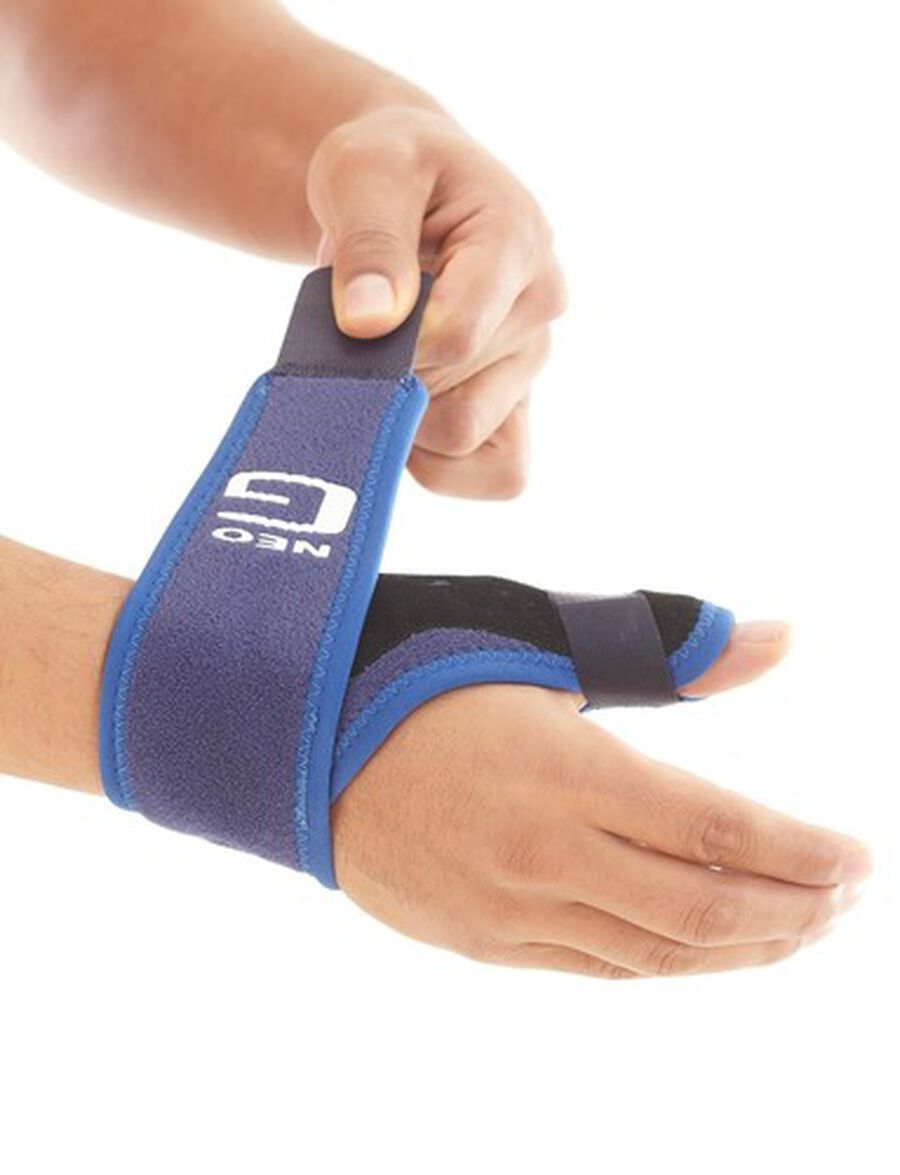 Neo G Easy-Fit Thumb Brace, One Size, , large image number 4