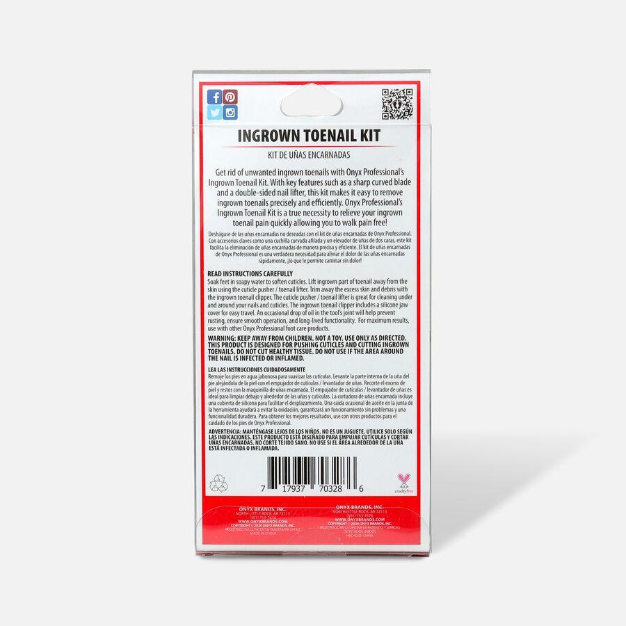 Onyx Professional Ingrown Toenail Kit, , large image number 1