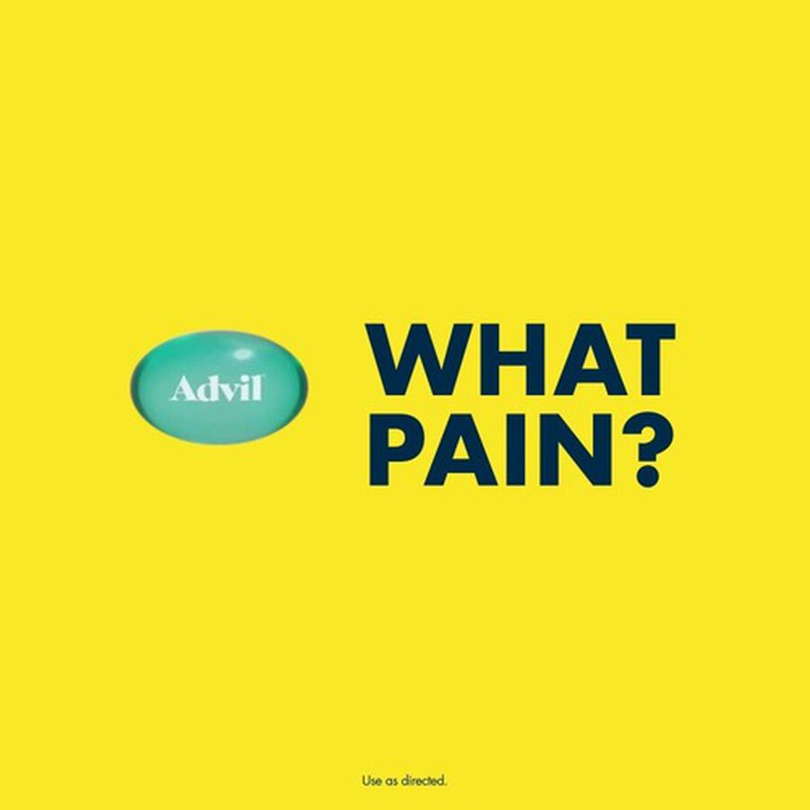 Advil Pain Reliever Fever Reducer Mini Liquid Gels, 80 ct, , large image number 8