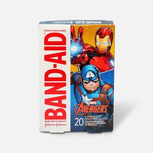 Band-Aid Adhesive Assorted Bandages Marvel Avengers, 20 ct.