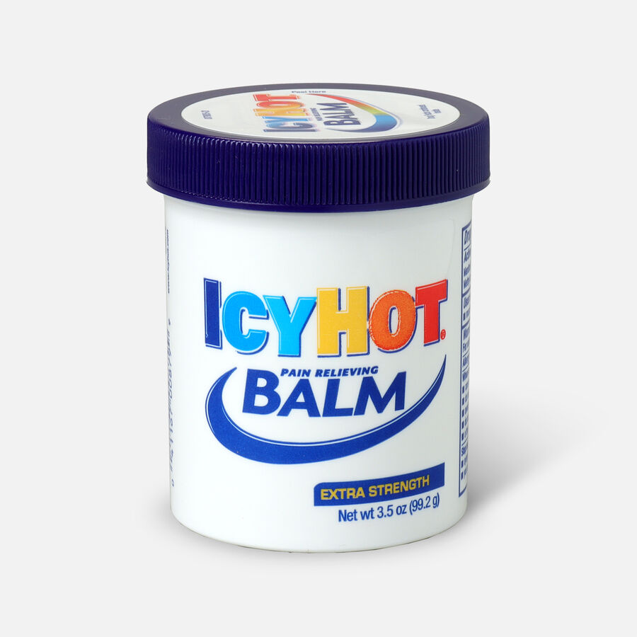 Icy Hot Pain Relieving Balm, 3.5 oz., , large image number 0
