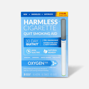 Harmless Cigarette Quit Smoking Aid, 30 Day Quit Kit