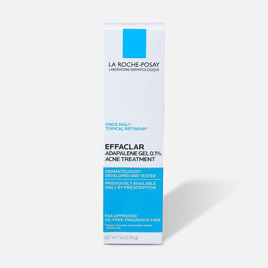 La Roche-Posay Effaclar Adapalene Gel 0.1%, Retinoid Acne Treatment, 1.6oz, , large image number 1