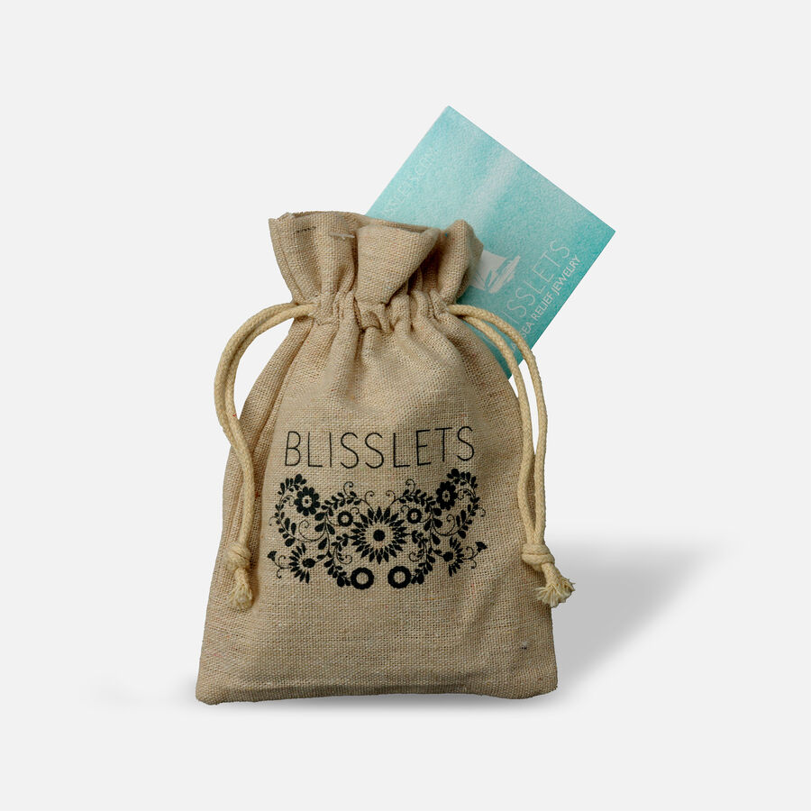 Blisslets Ana Nausea Relief Bracelets - Large, , large image number 2