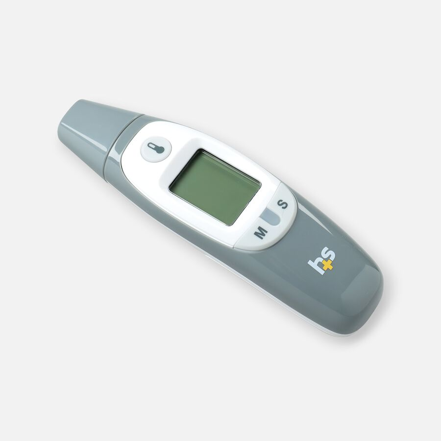 Health Smart Compact Ear Digital Thermometer, , large image number 2