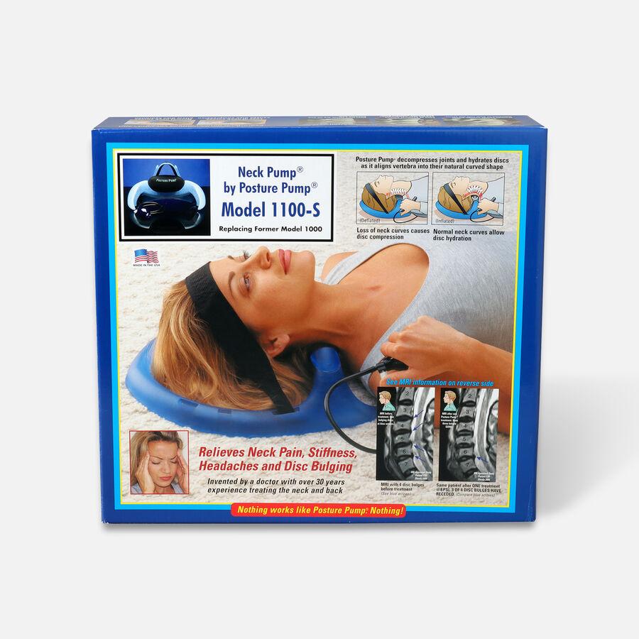 Posture Pump® Neck Pump® Single Neck Air Cell, Model 1100-S, , large image number 3