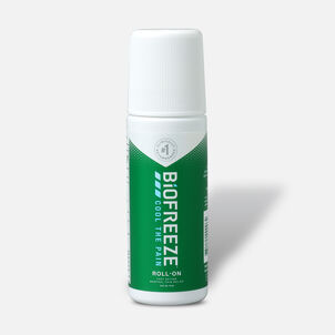 Biofreeze® Pain Relieving Roll-On, Green, 2.5 oz