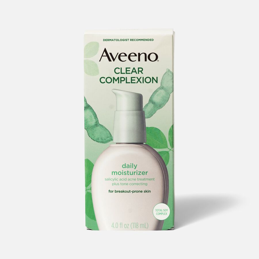 Aveeno Clear Complexion Face Moisturizer, 4oz, , large image number 5