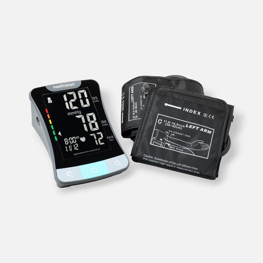 HealthSmart Premium Digitial Arm Blood Pressure Monitor, , large image number 0