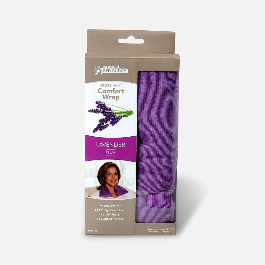 Bed Buddy at Home® Comfort Wrap (Lavender), , large image number 0
