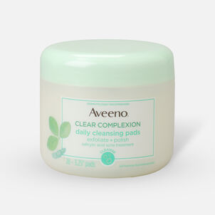 Aveeno Clear Complexion Daily Cleansing Pads - 28ct