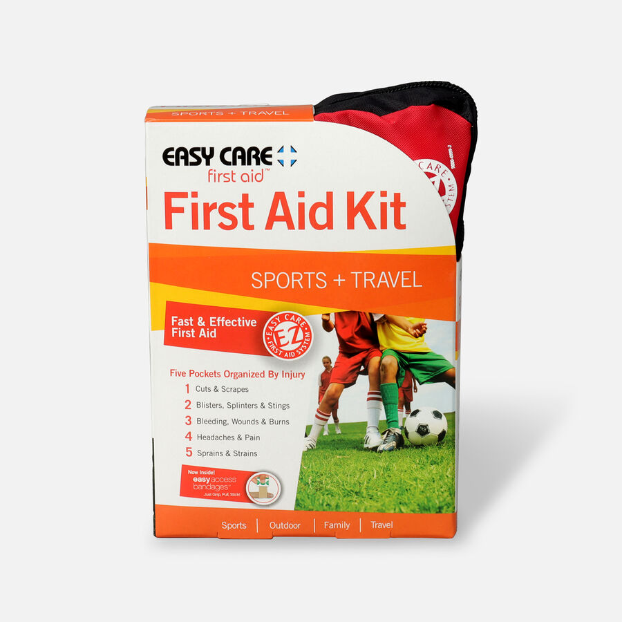 Easy Care Sport /Travel First Aid Kit, 90 pc, , large image number 0