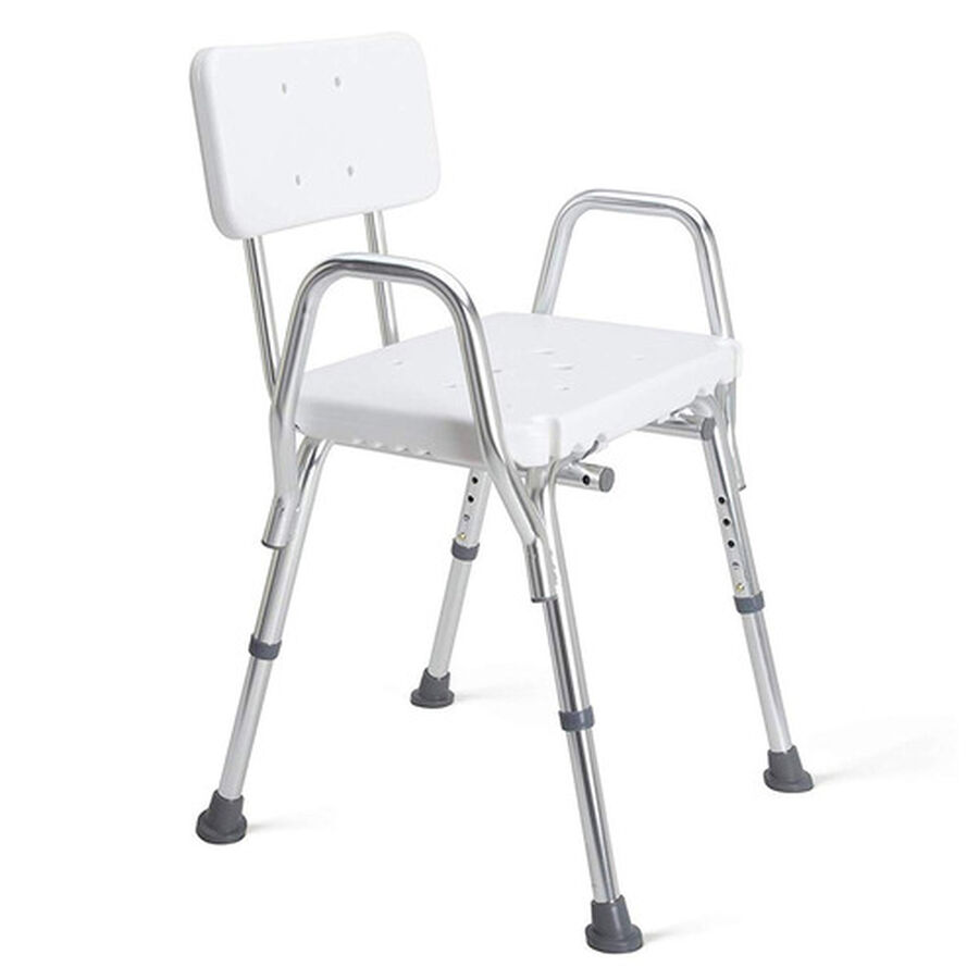 DMI® Heavy Duty Bath and Shower Chair, , large image number 1