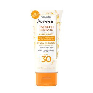 Aveeno Protect + Hydrate Body Lotion, SPF 30, 3 oz