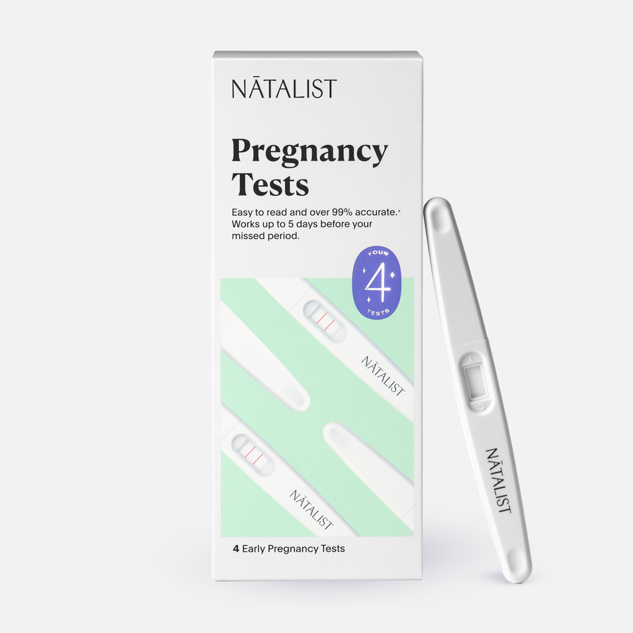 Natalist Early Pregnancy Tests - 4ct, , large image number 0