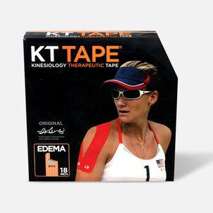 KT Tape Edema Strips, Beige, Cotton Jumbo Pack, 83 Strips