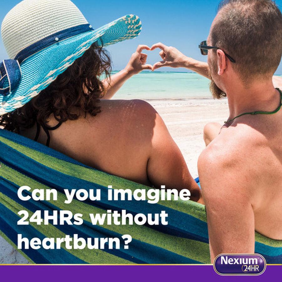 Nexium 24HR Clear Mini Capsules, 42 ct, , large image number 6