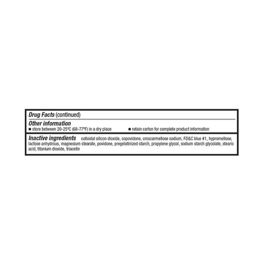 GoodSense® Severe Allergy Relief Plus Sinus Headache Caplets, 20ct, , large image number 3