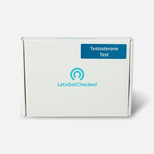 LetsGetChecked Testosterone Check Home Test
