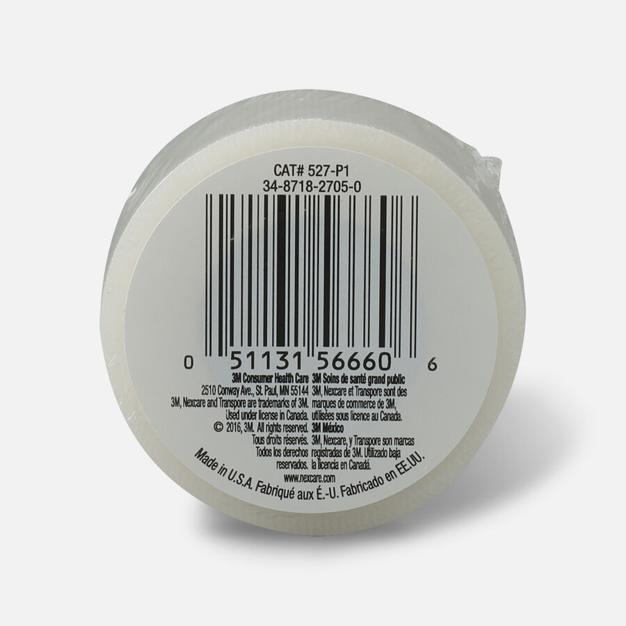 """Nexcare Flexible Clear Tape, 1"""" x 10 yds.- 1ct, , large image number 1"""