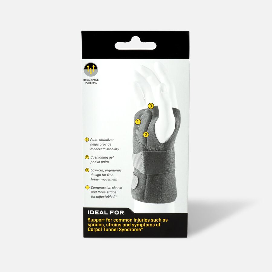 Futuro Energizing Wrist Support, Right, S/M, , large image number 1