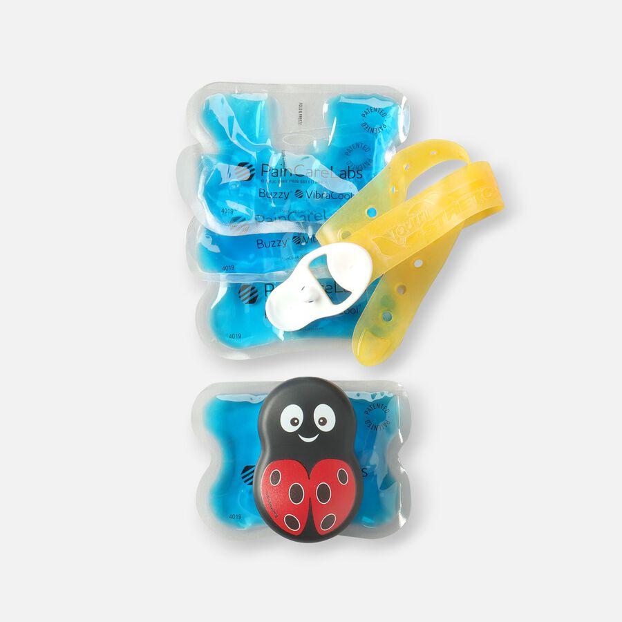Buzzy® Mini Shotblocker Kit, LadyBuzz, , large image number 3