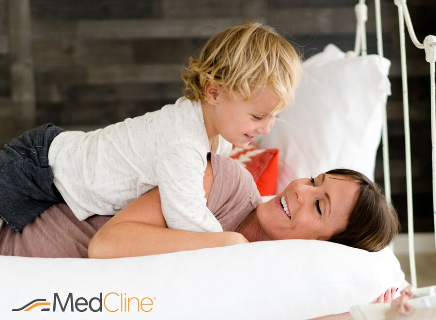 MedCline Therapeutic Body Pillow, Medium/Large, , large image number 1