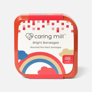Caring Mill™ Bright Bandages-48CT