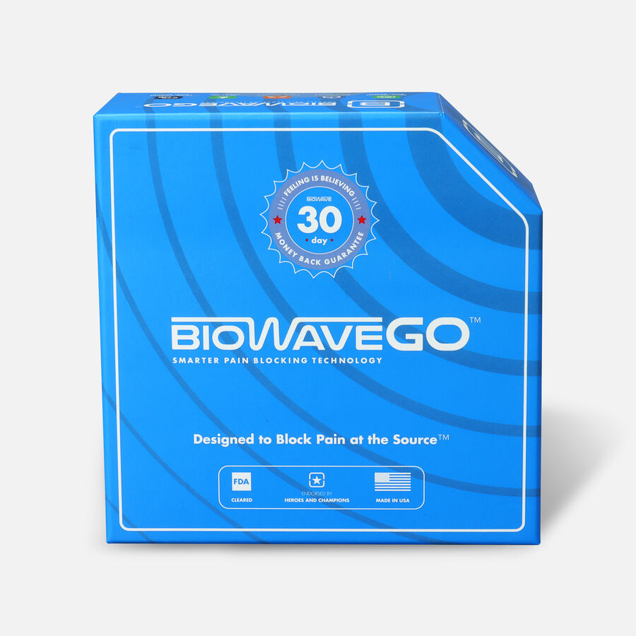 BioWaveGO Wearable Chronic Pain Relief Technology, , large image number 1